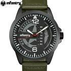 INFANTRY Military Watch Men Tactical Police Quartz Wristwatch Mens Watches Top B image