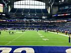 DENVER BRONCOS VS INDIANAPOLIS COLTS - LOWER LEVEL SECTION 153 ROW 4 - $400 BOTH
