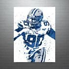 DeMarcus Lawrence Dallas Cowboys Poster FREE US SHIPPING $14.99 USD on eBay