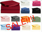 2200 COUNT BAMBOO ULTRA COMFORT BED SHEET SET EMBOSSED 4 PIECE ALL COLORS