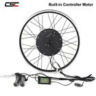 1000W waterproof ebike kits 48V electric bike conversion Built-in controller