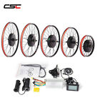 48V 1000W waterproof connector electric bike conversion kit and Samsung battery