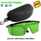 LED Grow Room Glasses UV Protection Eyewear&HID Grow Lamp Optic Color correction picture