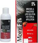 Morr-F 5% Minox Hair Regrowth Fin.0.1% DHT Blocker Hair loss Treat USA