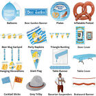 OKTOBERFEST BAVARIAN THEMED PARTY DECORATIONS - PARTYWARE COMPLETE SELECTION