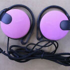 Super Bass 3.5mm Ear Hook Over Ear Headset Headphone For Phone MP3 Tablet P OQF