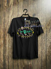 LIMITED EDITION B-52's 1989 Cosmic Thing Tour concert T-Shirt USA Size S-2XL image