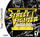 Street Fighter III: Double Impact (Sega Dreamcast, 2000) Game Disc Only