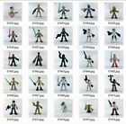 25 Different kinds Playskool Star Wars Galactic Heroes Figures- Your Choice