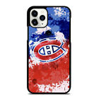 MONTREAL CANADIENS LOGO iPhone 5/5S 6/6S 7 8 Plus X/XS Max XR Case Cover $15.9 USD on eBay