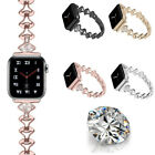 Stainless Steel Bracelet Wrist Band Strap For Apple Watch Series 5/4/3/2 40/44mm image