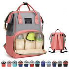 Baby Diaper Bag for Mom Large Capacity Mommy Nappy Nursing Bags Travel Backpack
