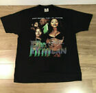 LIMITED EDITION!! Vintage RARE Nas The Firm 1997 Phone T-Shirt Retro USA Size image