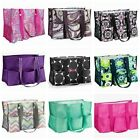 Thirty One Organizing Utility Tote Travel Beach Shopping Shoulder Bag 31 Gifts image