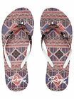 NWT Asst Roxy Flip Flops Sandals for Ladies and Teens - Great Styles and Colors