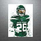 Le%27Veon+Bell+New+York+Jets+Poster+FREE+US+SHIPPING