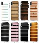 Shelf Storage Style Phone Case Cover for Apple iPhone Models S039