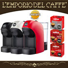 Machine Coffee Lavazza Tiny in Modo Mio with 36 Capsules Bonus in Choice