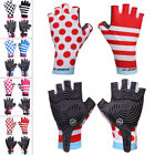 Gloves Mountain Bike Half Finger Breathable Wear resistance Palm-fitting