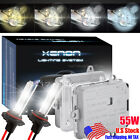55W HID Kit Xenon Light Headlight Fog H11 9006 H4 H7 H1 9005 9004 9007 880 H3 $23.99 USD on eBay