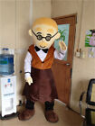 Oven Break Gingerbread Man Mascot Costume Cosplay Fancy Dress Adults Outfits Sui