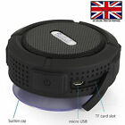 BLUETOOTH WATERPROOF WIRELESS TRAVEL SPEAKER WITH MIC For ZTE ZFive G LTE
