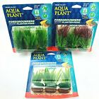 Kyпить Penn Plax Aquarium Plants 6 Pack Foreground with Planter Pods for Decoration на еВаy.соm