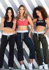 HOT Lorna Jane Womens F/L Flashdance Pants Yoga Sport Workout Trousers SZ XS-XL