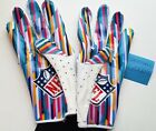 Nike Vapor Jet 5 NFL Crucial Catch Football Gloves On Field Exclusive SFIA 2019