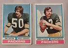 1974 Topps Green Bay Packers Football Card Pick one $1.0 USD on eBay