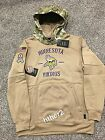 AUTHENTIC Nike 2019 Minnesota Vikings Salute to Service Hoodie All Sizes STS $109.99 USD on eBay