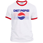 Retro, 1980's, Diet, Pepsi, Coke, Cola, Beverage, Soda, Pop, eighties $21.99  on eBay