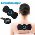 Portable Mini Cervical Massager - Doing Neck And Back Massage Anytime Anywhere