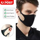1 3pcs unisex anti dust mouth mask muffle face masks washable cycling reusable