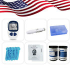 Glucometer Blood Glucose Monitor Diabetes Test Meter With 50 test strips $12.49 USD on eBay