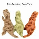 Dog Vocal Toy Puppies Large Dog Molar Toy Bite-Proof Teeth Pet Dinosaur Toy h@