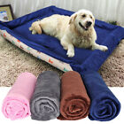 Pet Blankets for Small Large Dogs Cat Soft Warm Sofa Throw Washable Blanket Gray