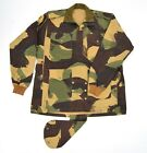 British Army WW2 1940's Denison Smock Reproduction Paratrooper Airborne Jacket