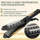 Steam Ceramic Tourmaline Ionic Flat Iron Hair Straightener Professional Glider
