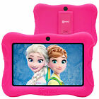 Contixo 7'' For Kids Android 9 Tablet PC Bluetooth 1+16GB Quad-core 2Cam WIFI HD