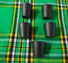 More images of Bagpipe Stock Stoppers set / Scottish Bagpipe Stock Stopper Corck Rubber Set of 5