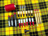 More images of  Highland Bagpipe Accessoriess Reeds,Hemp,Velve Drone Reed Set Of 23 Pcs