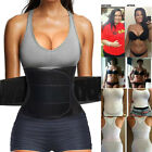 Sport Waist Trainer Weight Loss Women Sweat Thermo Wrap Body Shaper Belt Gym US $8.89 USD on eBay