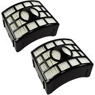 2-Pack Post-Motor HEPA Filter fits Shark DuoClean NV600 NV770 NV771 UV700 Vacuum
