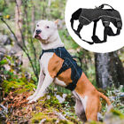 No Pull Adjustable Dog Harness Reflective Vest Harness Padded Rottweiler Pitbull