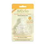 Mixie Baby Silicone Wide - Neck Nipples