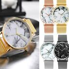New Pattern Men's And Women's Casual Stainless Steel Alloy Quartz Wrist Watches