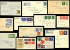 GB KG6th FIRST DAY COVERS..  PRE 1953 FDI.. Sold and Priced Individually