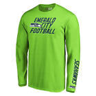 Seattle Seahawks Men's Long Sleeve Slogan Tee - New With Tags - FREE SHIP! $19.99 USD on eBay