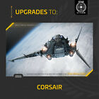 Star Citizen - UPGRADES to DRAKE CORSAIR - CCU